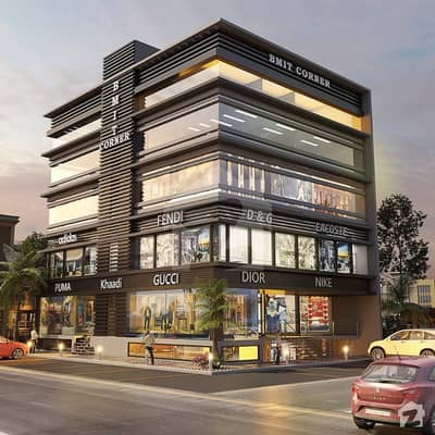Commercial Office Booking Start From 4 Lac At Commercial Project BMIT Corner
