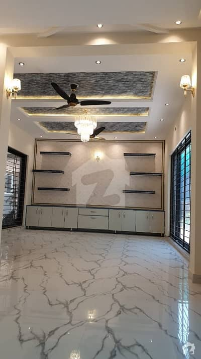 28 Marla Brand New Pair House For Sale In Eden City