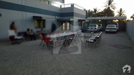 میمن گوٹھ بِن قاسم ٹاؤن کراچی میں 6 کمروں کا 16 کنال فارم ہاؤس 16 کروڑ میں برائے فروخت۔