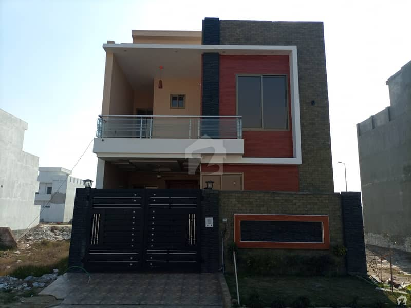 A Palatial Residence For Sale In DC Colony DC Colony - Sawan Block