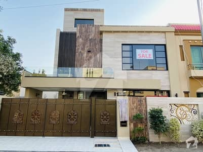 10 Marla Brand New Executive Class Luxury Modern  For Sale At Super Hot Location Of Bahria Town Lahore