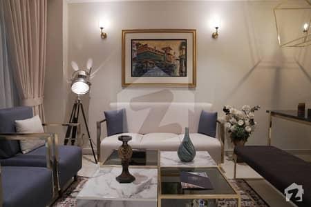 انڈگو بوتیک اپارٹمنٹ گلبرگ لاہور میں 2 کمروں کا 5 مرلہ فلیٹ 1.45 کروڑ میں برائے فروخت۔