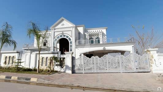 بحریہ انٹلیکچول ویلج بحریہ ٹاؤن راولپنڈی راولپنڈی میں 7 کمروں کا 8 کنال مکان 45 کروڑ میں برائے فروخت۔