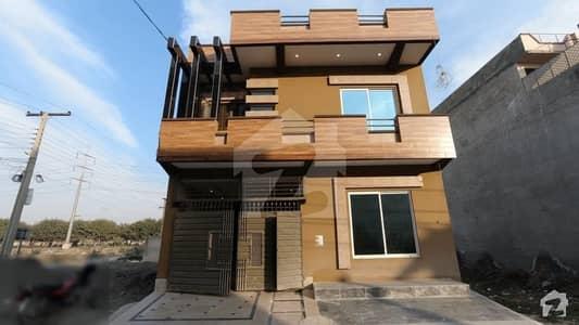 Jubilee Town House For Sale Sized 5 Marla