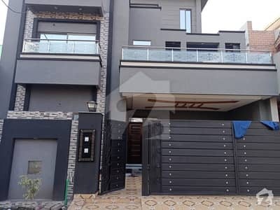 10Marla Brand New House For Sale With 35 X 65 Size In Architect Society