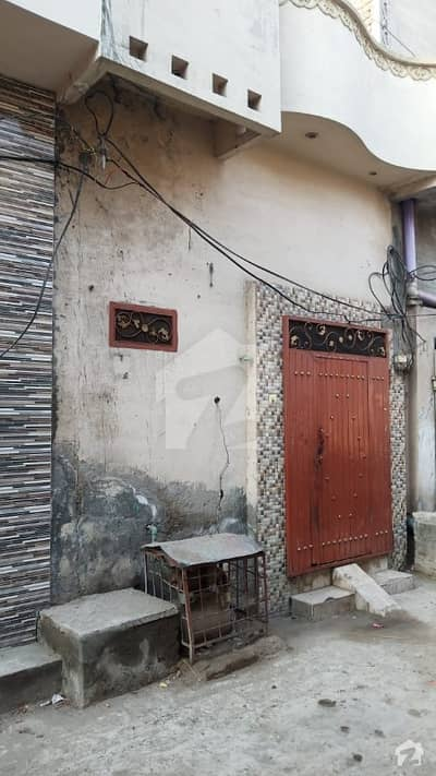 506  Square Feet House Up For Sale In Jinnah Road