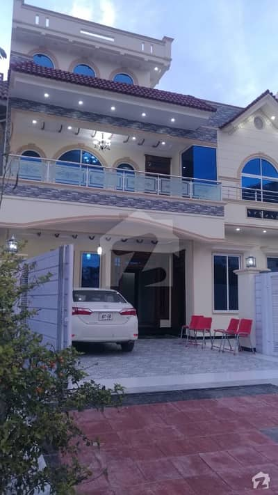 Main Double Road 35x70 Brand New House For Sale In G131 Islamabad