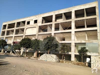 گلبرگ اسلام آباد میں 2 مرلہ دفتر 83.64 لاکھ میں برائے فروخت۔