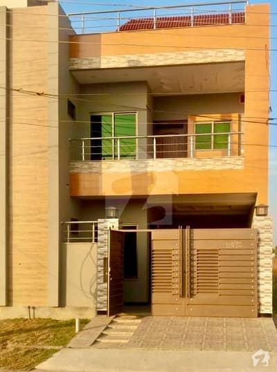 محافظ ٹاؤن فیز 2 - بلاک اے محافظ ٹاؤن فیز 2 محافظ ٹاؤن لاہور میں 3 کمروں کا 5 مرلہ مکان 1.05 کروڑ میں برائے فروخت۔