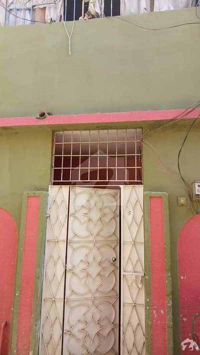 80 Sqyds Leased House In Shah Faisal Colony In Reasonable Price