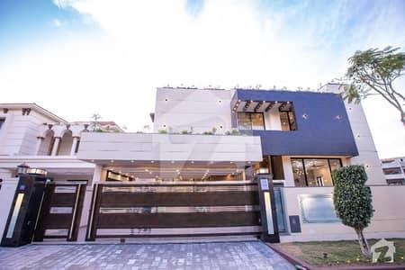 Best 37 Marla Designer House In Intellectual Village