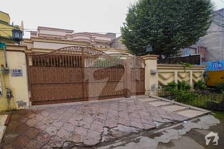 1 Kanal Commercial House For Rent In Johar Town M Block Khokhar Chowk