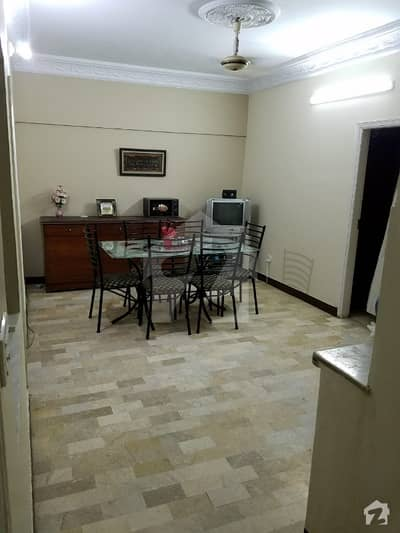 First Floor Flat 3 Bed D/D With Furnished Attached Bath