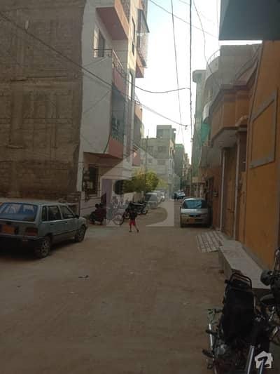 نارتھ ناظم آباد ۔ بلاک ٹی نارتھ ناظم آباد کراچی میں 2 کمروں کا 4 مرلہ بالائی پورشن 45 لاکھ میں برائے فروخت۔