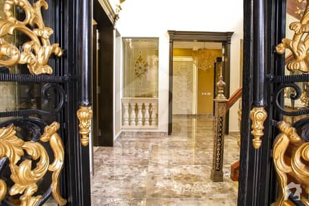 1 Kanal Royal Class Luxury House Available  For Rent In Dha Phase 7 Lahore
