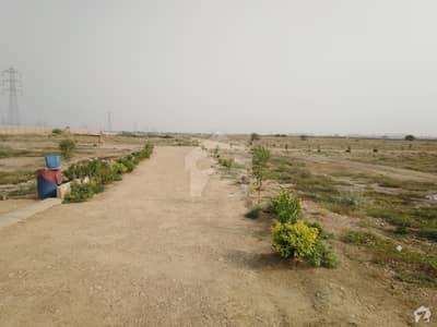 سکیم 33 - سیکٹر 32 سکیم 33 کراچی میں 10 مرلہ کمرشل پلاٹ 90 لاکھ میں برائے فروخت۔
