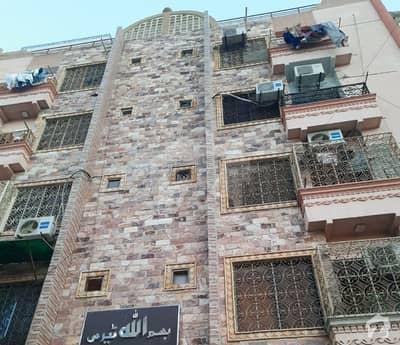 گلشنِ اقبال - بلاک 13 سی گلشنِ اقبال گلشنِ اقبال ٹاؤن کراچی میں 2 کمروں کا 4 مرلہ فلیٹ 75 لاکھ میں برائے فروخت۔