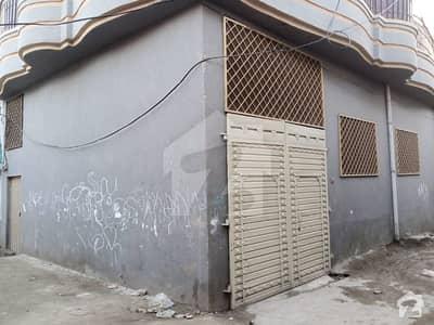 ورسک روڈ پشاور میں 4 کمروں کا 3 مرلہ مکان 55 لاکھ میں برائے فروخت۔