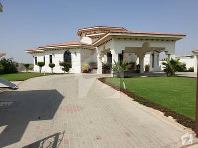 2500 Yards Brand New Oasis Farm House With Key Available For Sale In Dha City Karachi