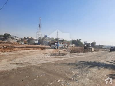 25x50 Plot In Cda Sector I 12 3 Back To Nust Road In 1100 Series