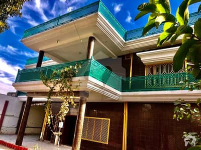 House Of 4500  Square Feet On Fateh Jang Road Is Available