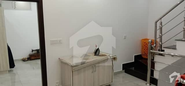 3 Marla Brand New House Triple Story For Sale 4 Bed Attach Bath 1  Kitchen  3 Tv Lounge Terrace  Available