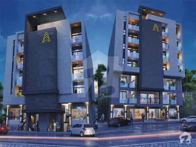 2 Bed Apartments On Easy Instalments