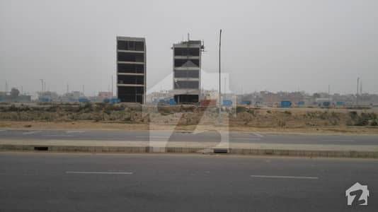 Dha Defence Commercial Plot For Sale Sized 2700  Square Feet