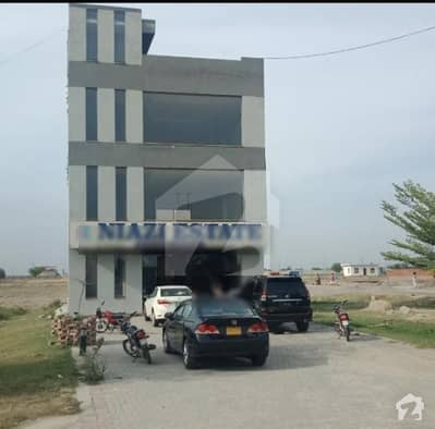 5 Marla Commercial Plaza For Rent M Block Khayaban E Amin Lahore