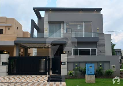 10 Marla Brand New House Is For Rent In Ex Air Avenue Dha Phase 8