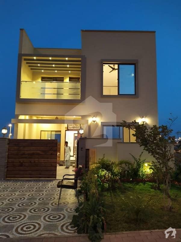 125 Sq Yard Luxury Villa On Installment