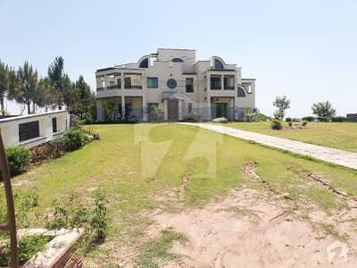 ناول فارمز ہاؤسنگ سکیم اسلام آباد میں 4 کمروں کا 20 کنال فارم ہاؤس 21 کروڑ میں برائے فروخت۔
