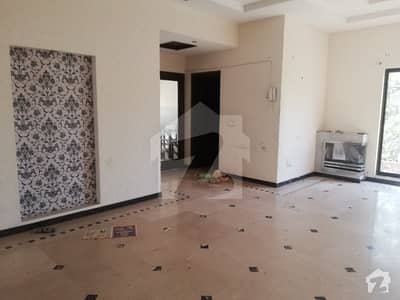 Slightly Used One Kanal Upper Portion Are Available For Rent In Sui Gas Housing Society