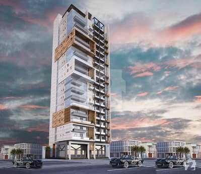 Jinnah Heights 2 Bed Apartment On Easy Installment Plan