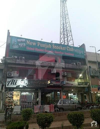 مون مارکیٹ علامہ اقبال ٹاؤن لاہور میں 1.05 کنال عمارت 11 کروڑ میں برائے فروخت۔