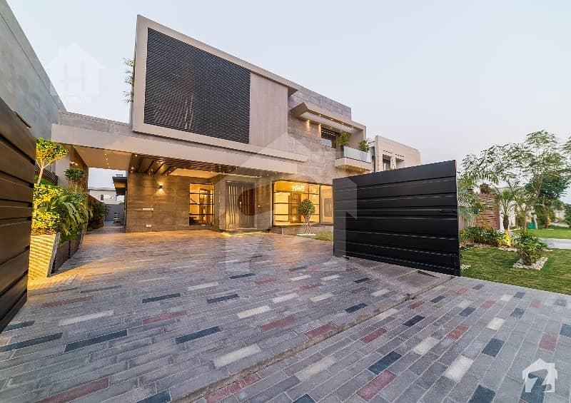 ڈی ایچ اے فیز 6 ڈیفنس (ڈی ایچ اے) لاہور میں 5 کمروں کا 1 کنال مکان 5.03 کروڑ میں برائے فروخت۔