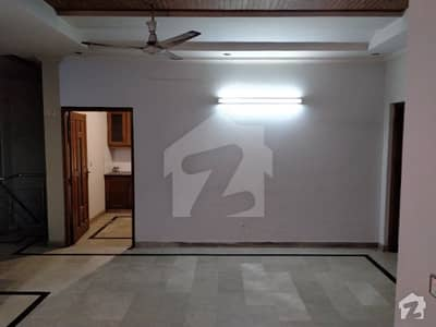 10 Marla Upper Portion For Rent Available Tariq Garden Housing Society Lahore