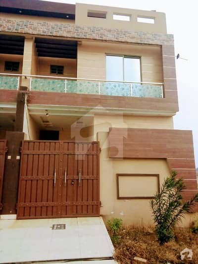 Rk Marketing Offers Brand New 3 Marla House For Sale In Al-Ghani Garden Phase 3