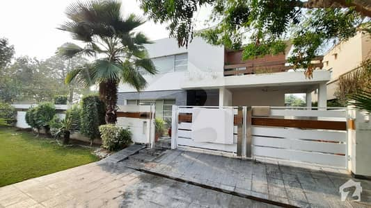 2 Kanal Bungalow With Swimming Pool And Fully Furnished Available For Rent
