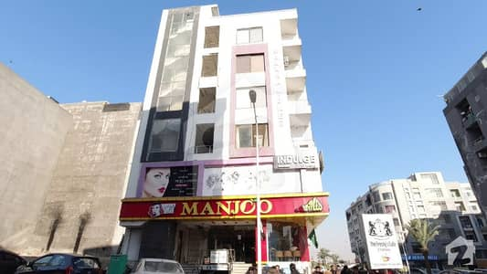 Affordable & Spacious 4th Floor Apartment For Sale In Civic Centre Bahria Town Phase 4 Rawalpindi