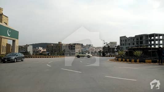 10-Marla Residential Plot For Sale In An Ideal Location Of Bahria Enclave Sector A Islamabad