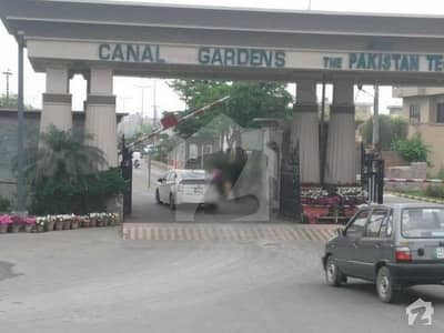 03 Marla Commercial Plot For Sale In Canal Gardens Lahore.