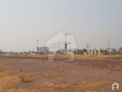 8 Marla Commercial Plot For Sale In Bahria Enclave Islamabad