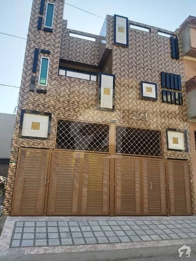 5 Marla Beautiful Fresh New Design House For Sale