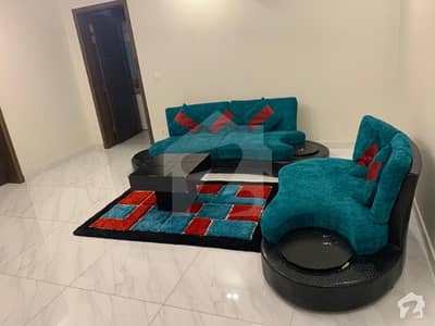 1000 Sq Yard  Fully Furnished Luxury Basement Is Available For Rent
