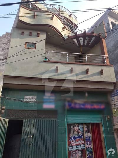 لال پل مغلپورہ لاہور میں 5 کمروں کا 6 مرلہ مکان 1.5 کروڑ میں برائے فروخت۔
