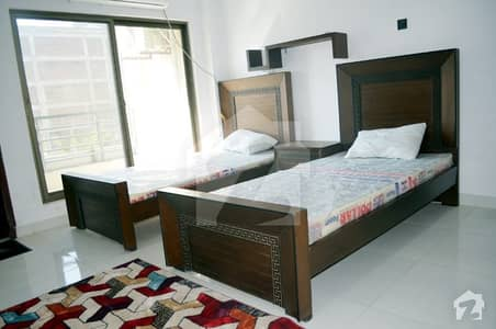 1 Bed Furnished Apartment For Rent Available In Faisal Town F-18