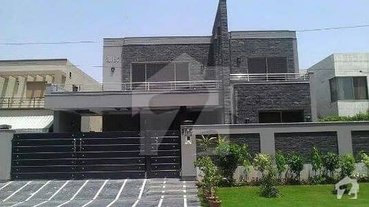 For Short long Term Rent Kanal Facing Park Lavish Furnished House In The Heart Of Society