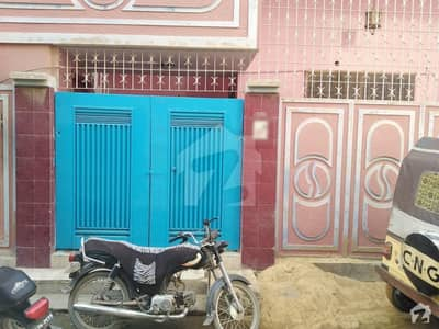 124 Square Yards Spacious House Available In North Karachi For Sale