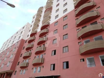 Flat Of 550 Square Feet In Gadap Town Is Available